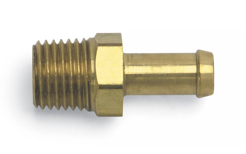 """7//16/"""" UNF Master Cylinder Push On Adapter to 5//16/"""" 8mm Barb"""