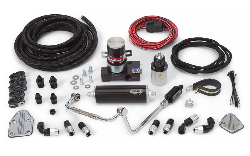 Complete Fuel System Kits - Fuel Management - Russell Performance