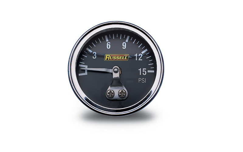 Fuel Pressure Gauges - Fuel Management - Russell Performance Products